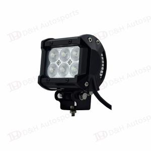 Offroad led light barled work lights led light bar for off road dual row cree led light bar 4 inch 18w aloadofball Image collections